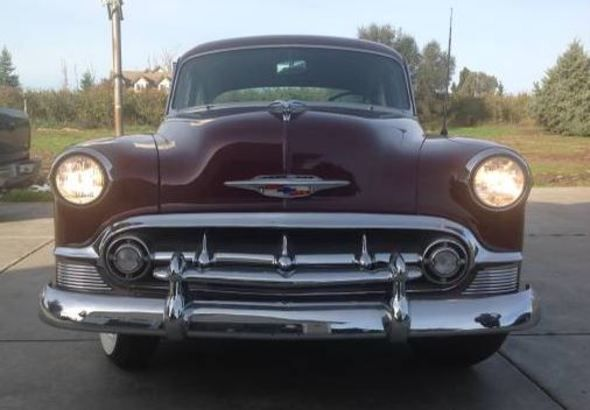 1953 Bel-Air Image