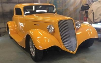 1933 Ford COUPE-
