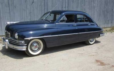 1950 Packard Series 2362 4DR Touring Sedan