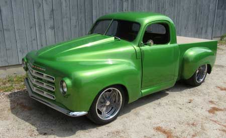1953 Studebaker Kustom pickup 1