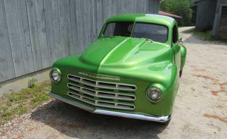 1953 Studebaker Kustom pickup 2