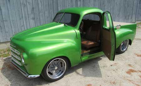 1953 Studebaker Kustom pickup 4