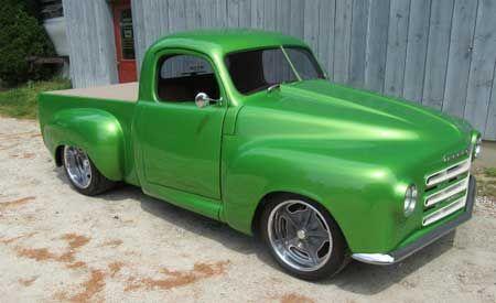 1953 Studebaker Kustom pickup 6