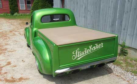 1953 Studebaker Kustom pickup 5