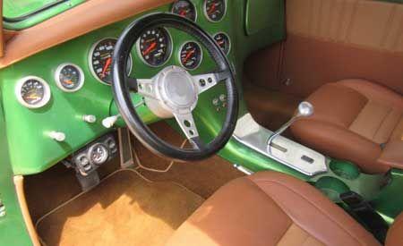 1953 Studebaker Kustom pickup 8