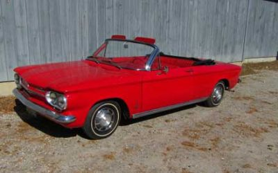 1963 Corvair Monza Covertiblecorvair63mza