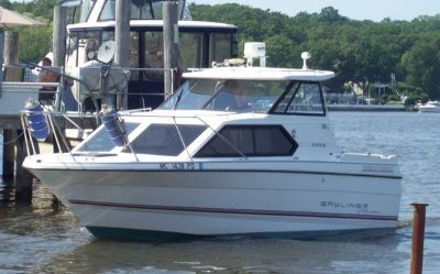 1993 Bayliner Classic-2452-Express