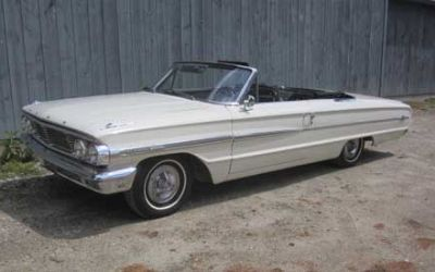1964 Ford Galaxie 500 XL Sunliner Conv