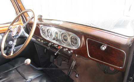 1937 Packard Model 1508 V12 limo 8