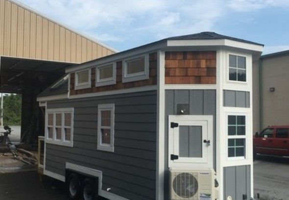 2019 Craftsman-Style-Tiny-Home Image