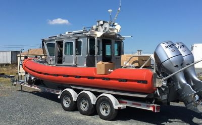 2004 Safe-Boats-International Defender-250