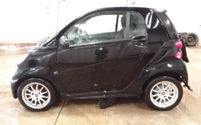 2013 Smart Fortwo Passion