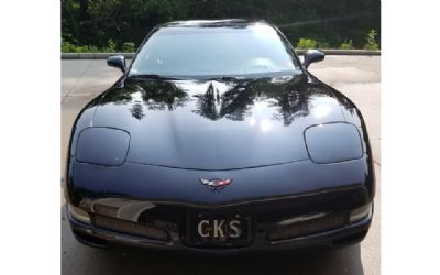 2002 Chevrolet Corvette Z06 Sport/Convertible