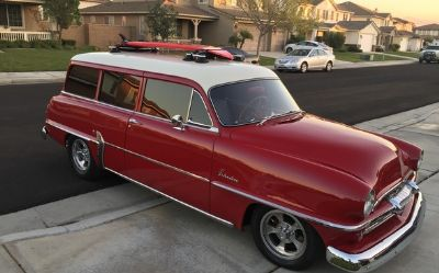 1954 Plymouth 2-Dr-Wagon