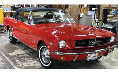1964 Ford Mustang Convertible Classic
