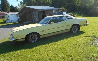 1975 Mercury Cougar-Xr7