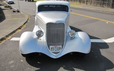 1933 Ford Model-40