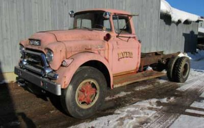 1956 GMC 650 Series LCF