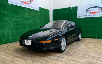 1993 Toyota MR2 GT-S Coupe