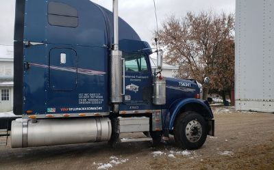 2005 Freightliner Classic-Xl-244