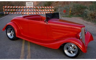 1933 Ford Roadster Antique