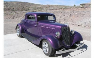 1934 Ford Model-40