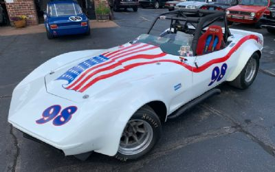 1968 Chevrolet Corvette Roadster Race Car C3