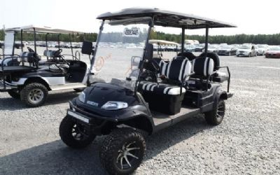 2020 Lvtong A627 Series 6-Seater Electric Golf Cart