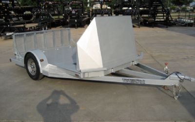 Open Bike Trailers