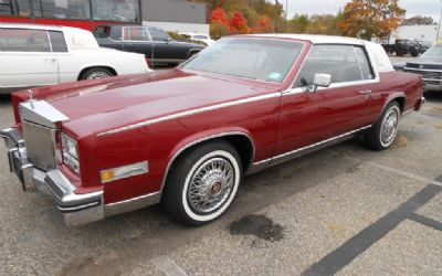 1984 Cadillac Sorry Just Sold!!! Eldorado Biarritz