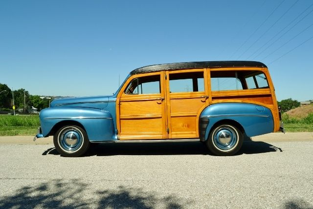 1947 FORD WOODY WAGON 2