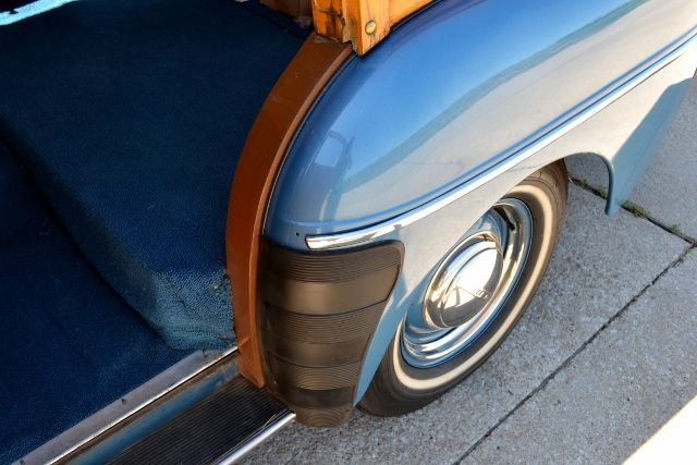 1947 FORD WOODY WAGON 13