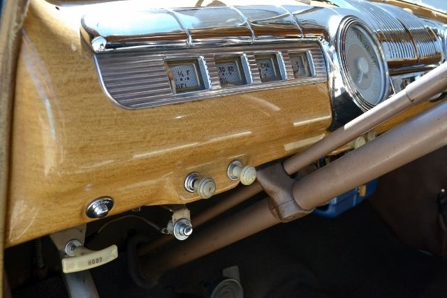 1947 FORD WOODY WAGON 23