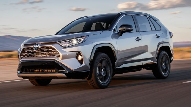 2019 Toyota Rav4 Hybrid First Test More Less Gas