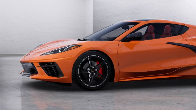 2020 Chevrolet Corvette Stingray Every Color You Can Get On The C8